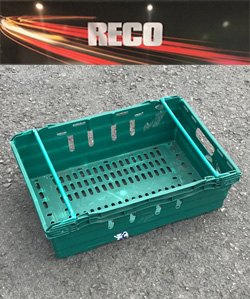 Used Green Bale Arm Trays