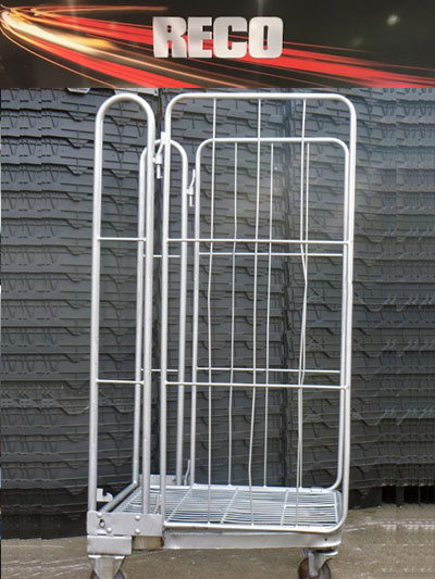 2 Sided A Frame Nestable Roll Cages